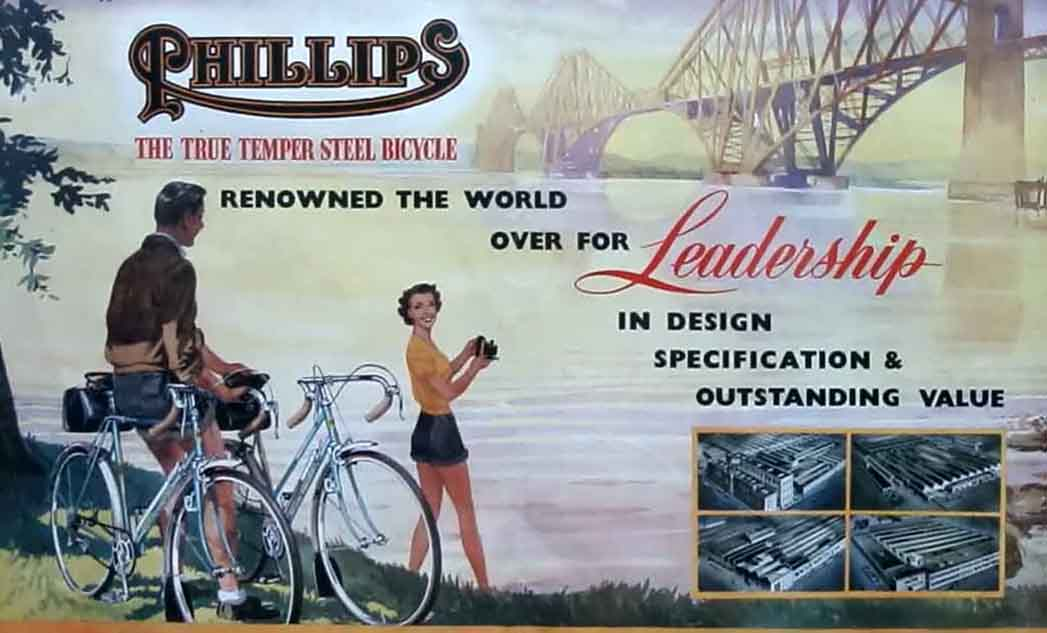 phillips bicycle value
