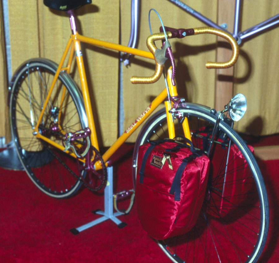 Classic Touring Bicycles