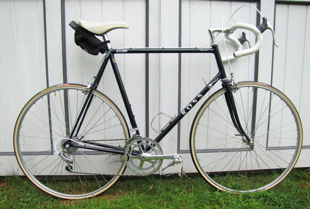 Ross Signature Model By Redcay Bill Talbot S Bike